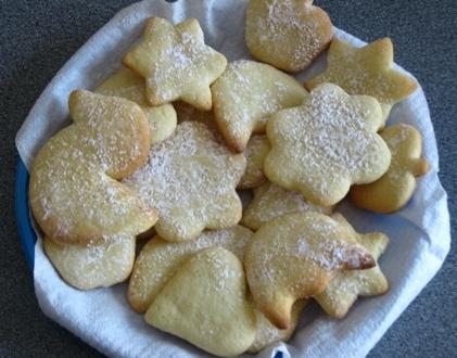 Biscotti di riso di Pinuccia Carenzio