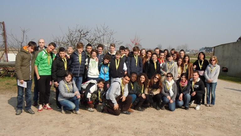 Riso Carenzio Pavia verso Expo 2015